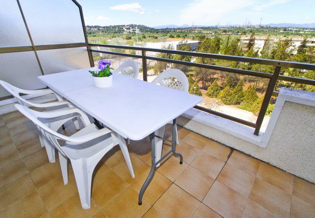 Apartamento en La Pineda - TURISMAR - AQUA MARINA - D