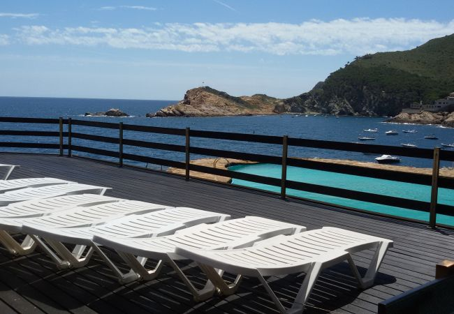Apartment in Begur - TURISMAR - CAP SA SAL