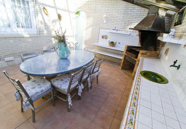 Villa in Cambrils - TURISMAR - VILLA GIRASOLS